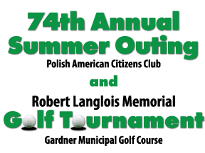 Annual Outing and Robert Langlois Memorial Golf Tournament
