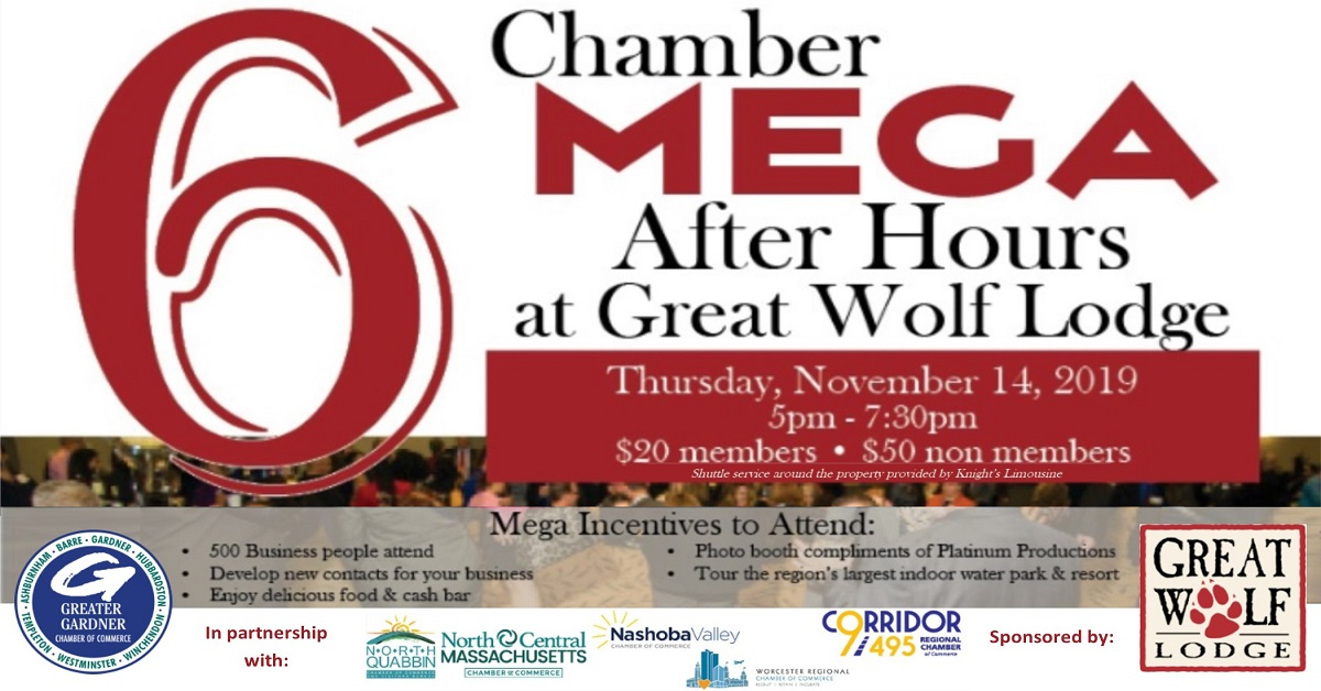 6 Chamber MEGA After Hours