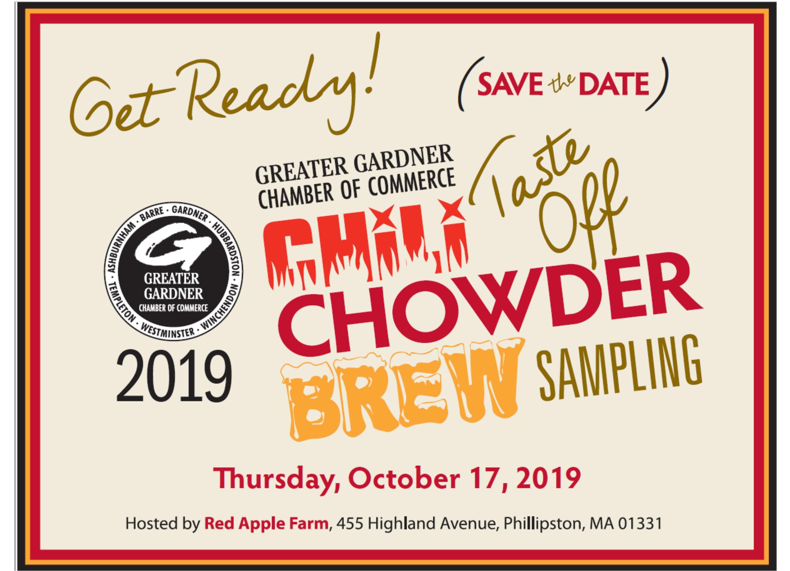 7th Annual Chili Chowder Taste Off & Brew Sampling!