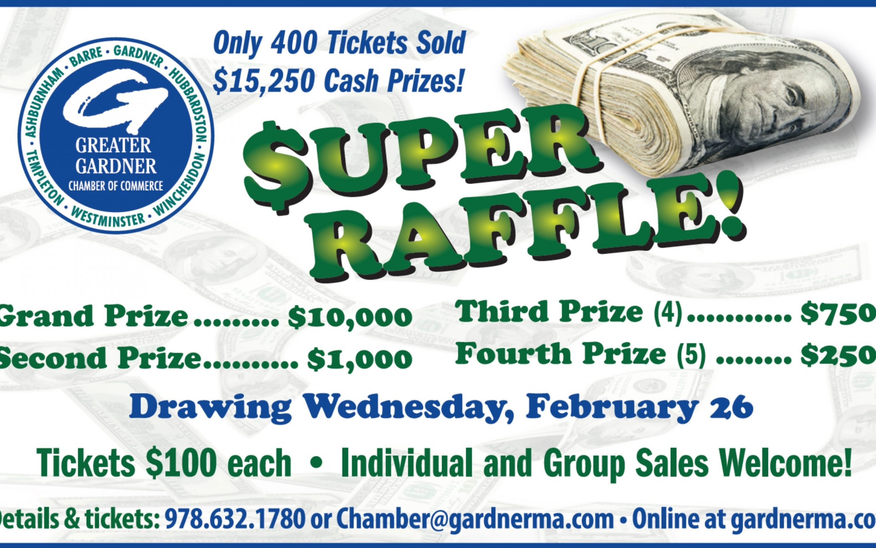Chance to Win $10,000!