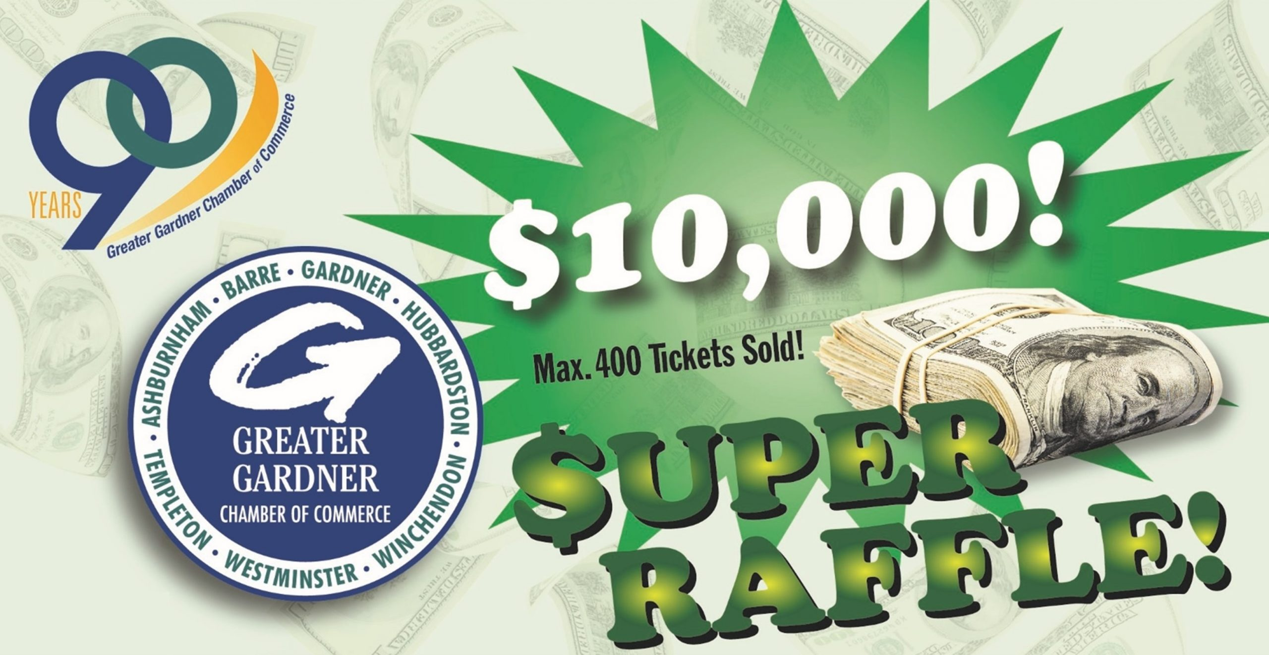 Super Raffle Tickets Available at Local Locations
