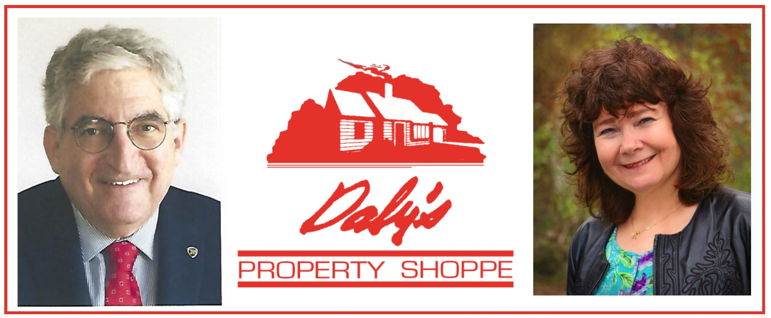Daly's Property Shoppe New Location & Additional Realtor