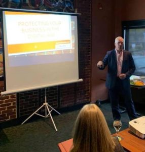 Greater Gardner Chamber of Commerce hosts cyber security seminar
