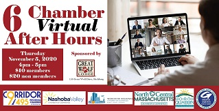 6 Chamber Virtual After Hours