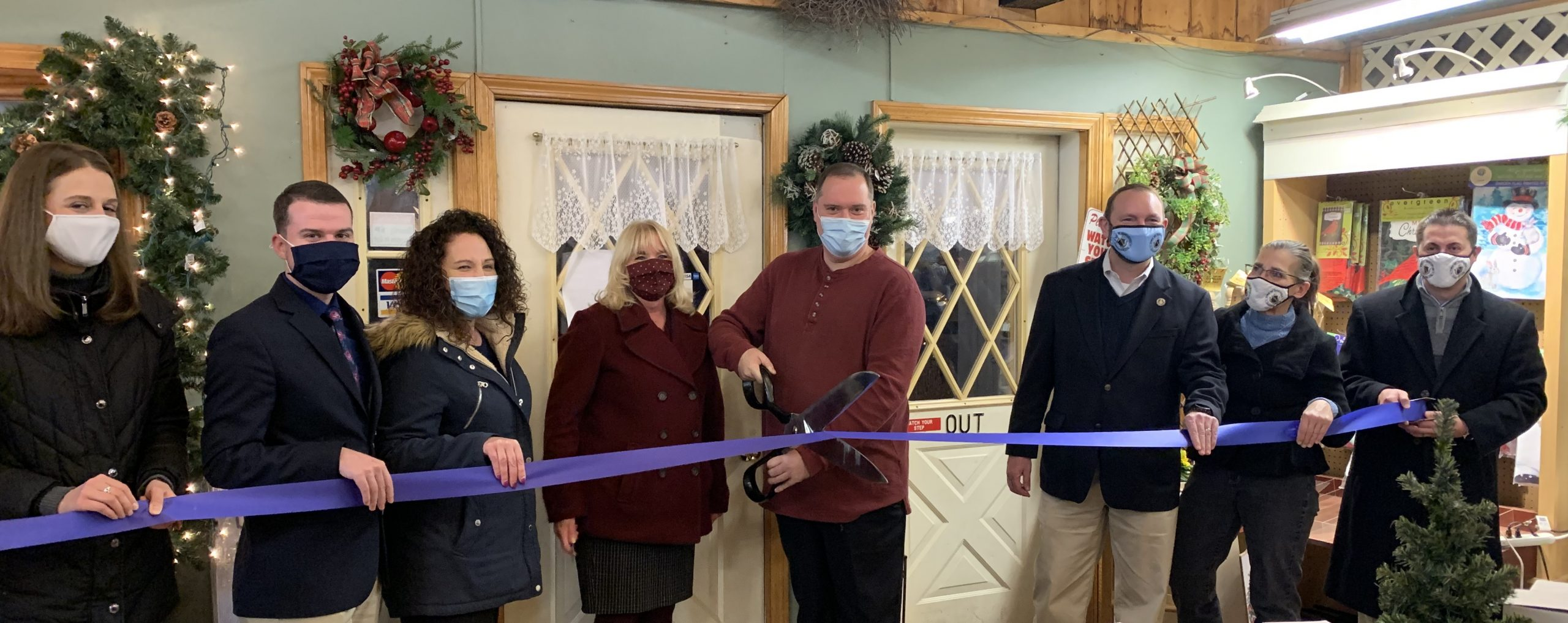 Chamber Hosted Ribbon Cutting to Celebrate New Owner of Valley Florist & Greenhouse