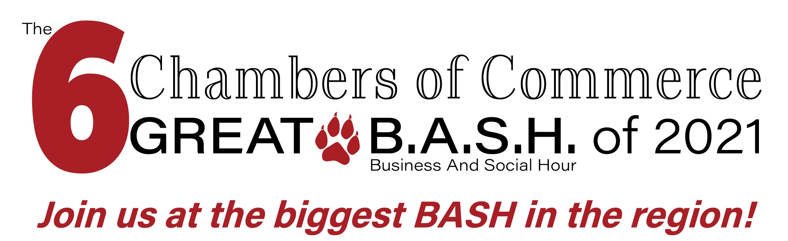 6 Chambers of Commerce Great B.A.S.H. of 2021 – Networking